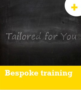 Bespoke training